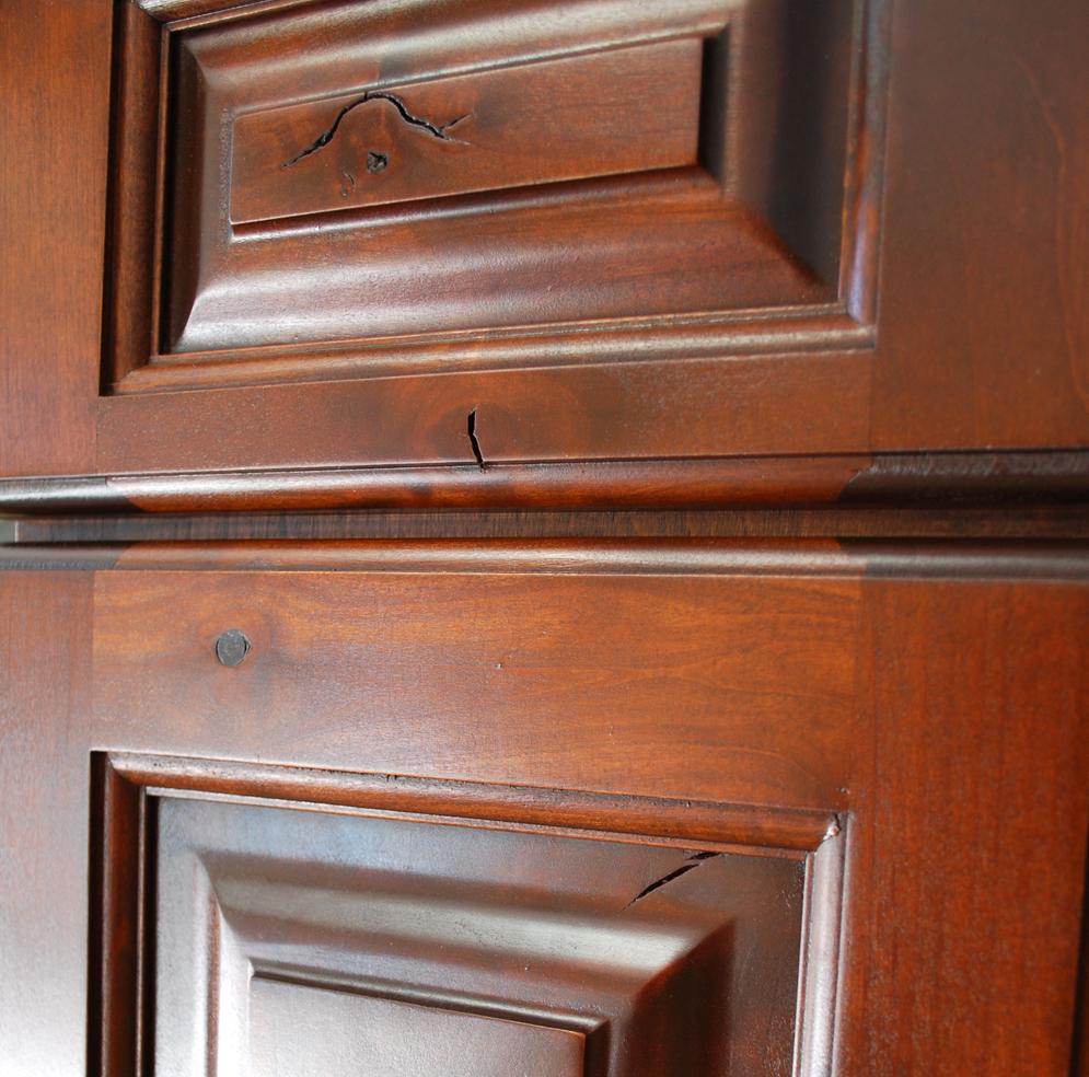 Cherry Kitchen Cabinet Doors: Rustic Cherry - Classic Cabinet Doors