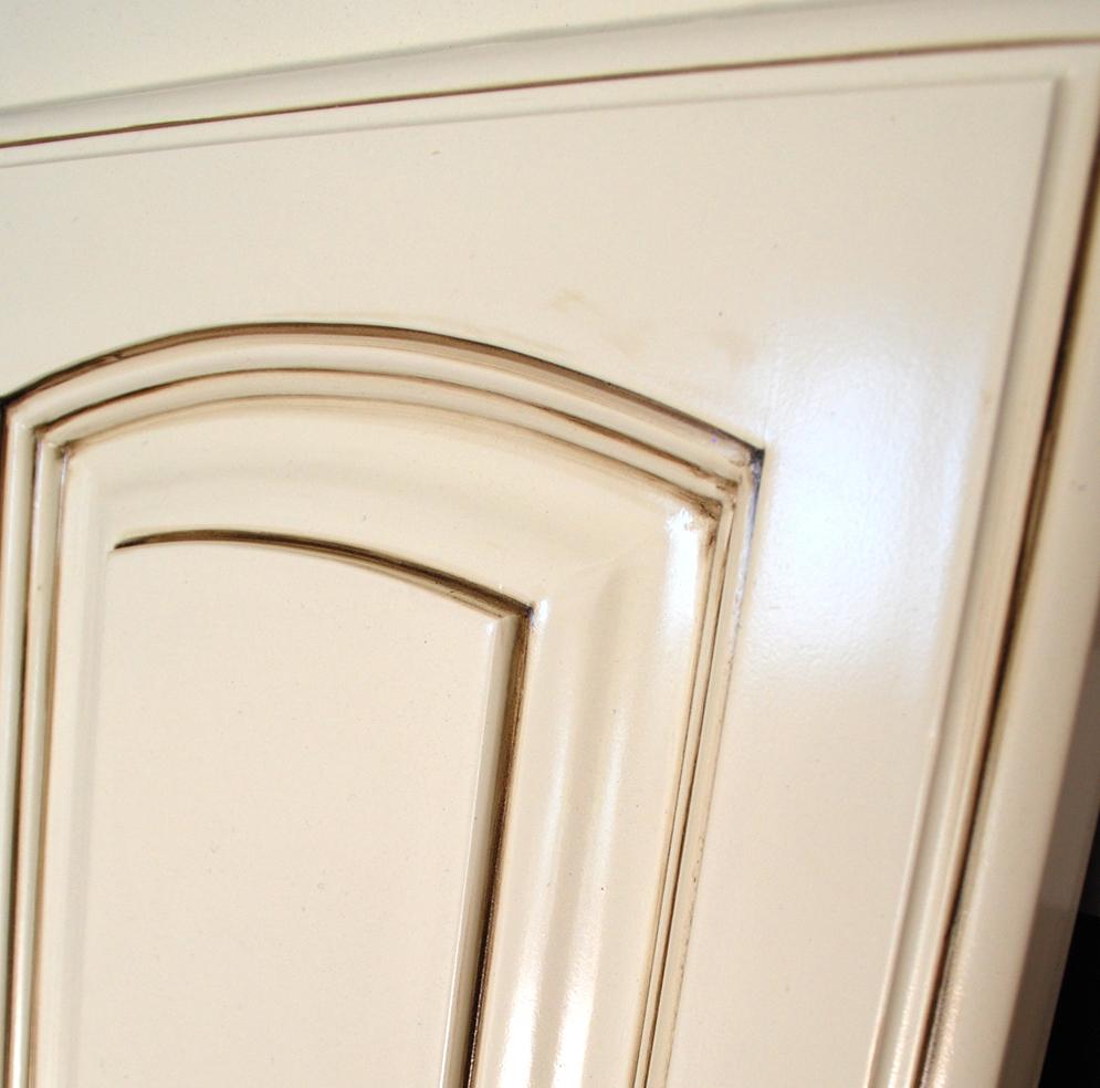 Glazed Kitchen Cabinet Doors