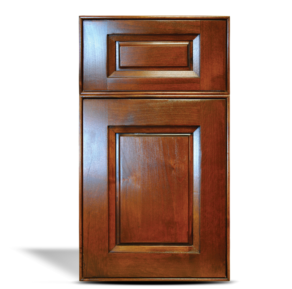 Special Custom Doors Cherry With Glaze Classic Cabinet